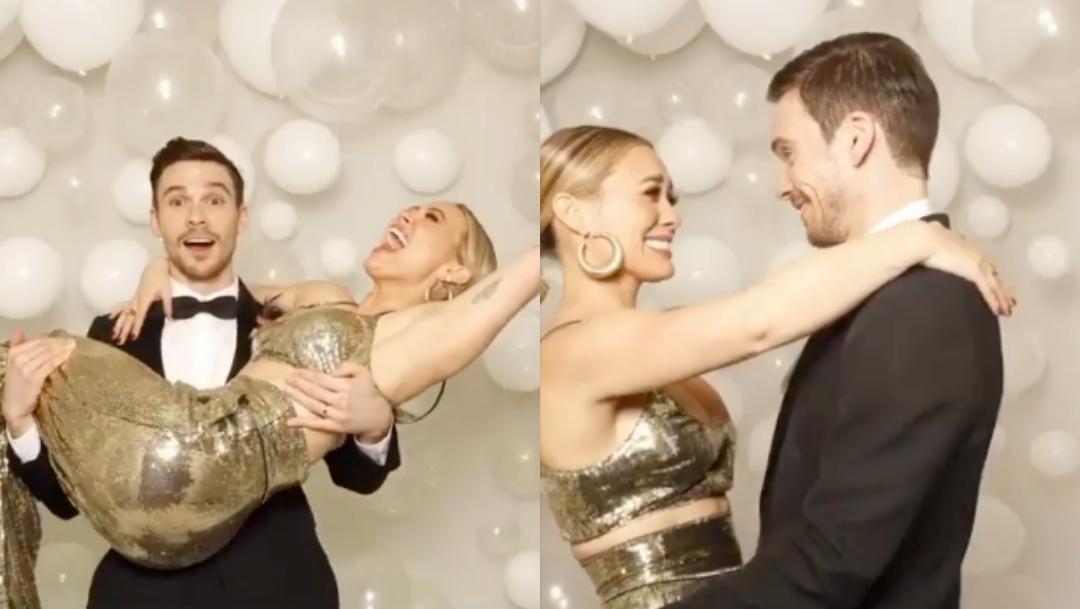 Hilary Duff y Matthew Koma boda, la actriz comparte fotos