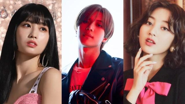 """Jihyo y Momo de TWICE lanzan """"Good Bye"""" con Taemin en MBC Gayo Daejejeon 2019"""
