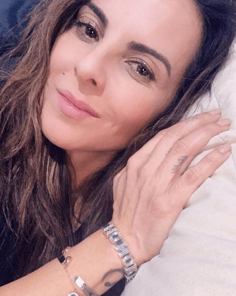 Kate del Castillo aclara romance con Vadhir Derbez
