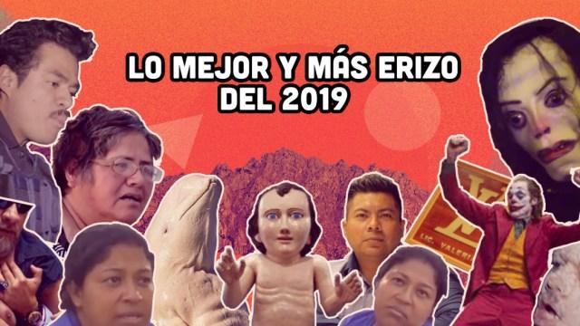 Memes más chistosos del 2019 en collage