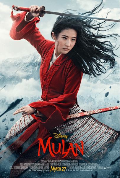Segundo trailer Mulán