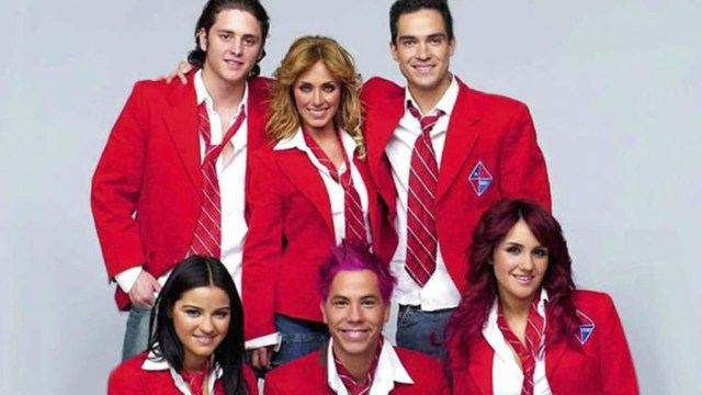 Reencuentro de integrantes de RBD tras 11 años sin verse