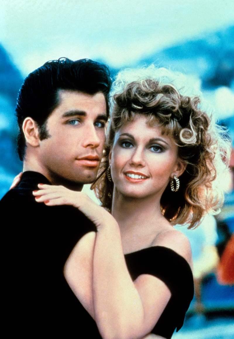 Olivia Newton-John y John Travolta recrean sus papeles de Grease 41 años después