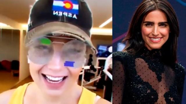 """Thalía llama """"fodongas"""" a mujeres que no hacen ejercicio"""
