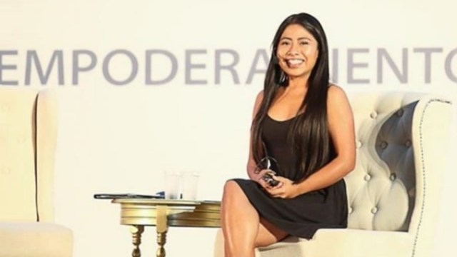 Yalitza Aparicio rompe el silencio sobre su novio de Oaxaca