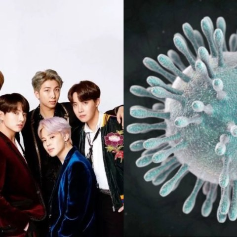 BTS puede cancelar su gira por contagios de Coronavirus