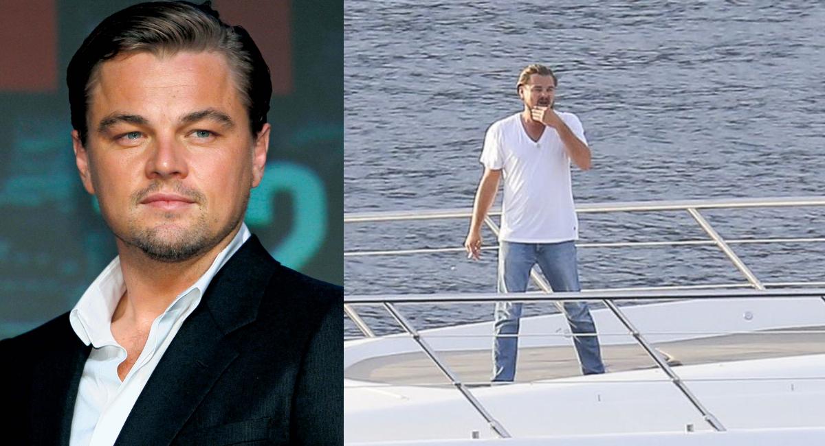 Leonardo DiCaprio salva hombre de morir ahogado en el Caribe