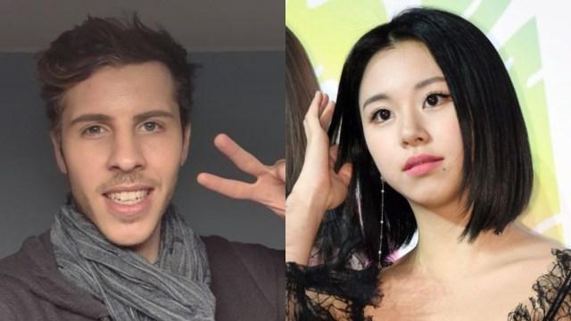 Chaeyoung de TWICE estalla contra acosador de Nayeon