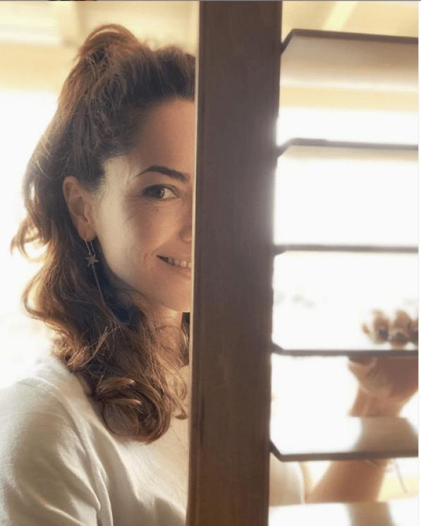 Bárbara Mori cabello largo foto Instagram