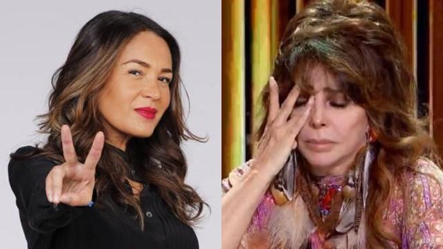 Yolanda Andrade: Verónica Castro solo se hace la víctima