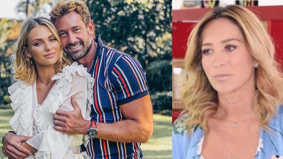 Gabriel Soto ya le pidió matrimonio a Irina Baeva y se casan