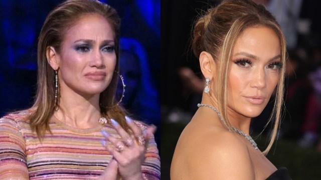 Difunden foto de Jennifer Lopez sin edición ni photoshop