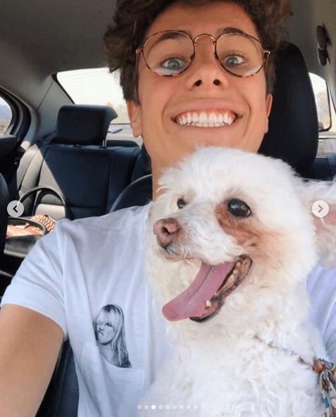 Juanpa Zurita confirma muerte de su perrita Puca