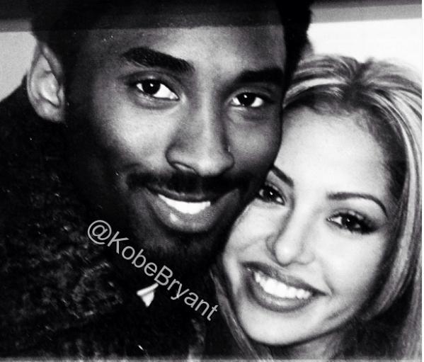 La esposa mexicana de Kobe Bryant