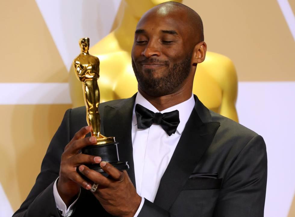 Kobe Bryant ganó un Oscar