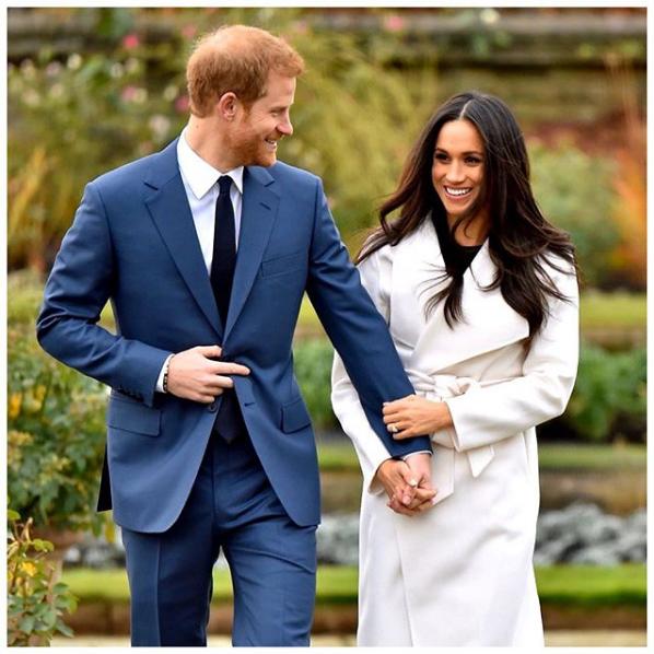 Meghan Markle y el Príncipe Harry anuncian su separación de la familia real