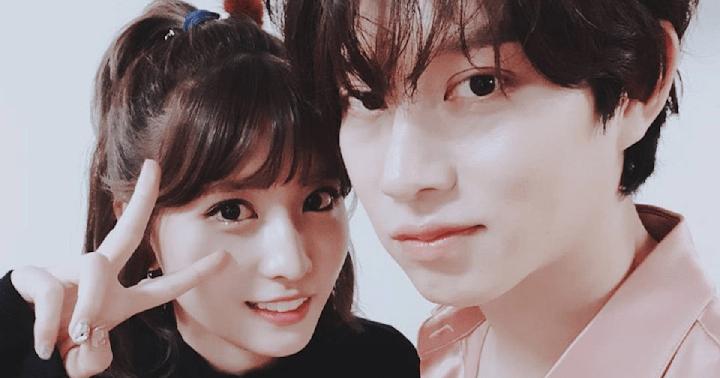 Heechul habla de su relación con Momo de TWICE