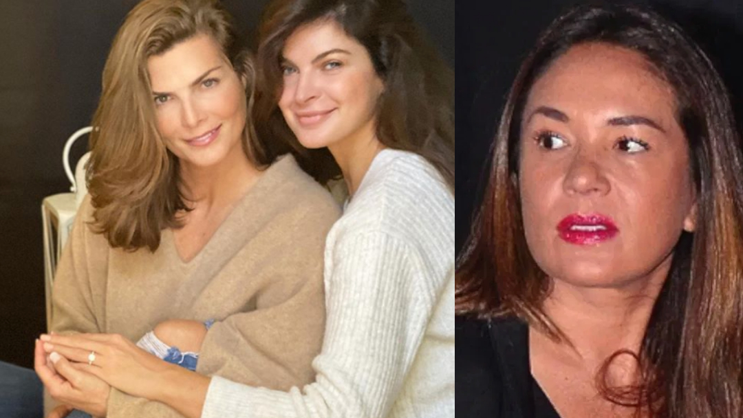 Montserrat Oliver se compromete con su novia Yaya Kosikova