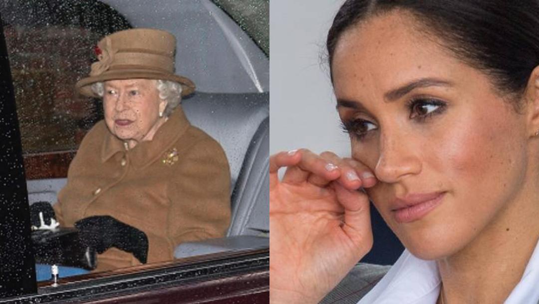 Foto de la reina Isabel II revela problema de salud oculto