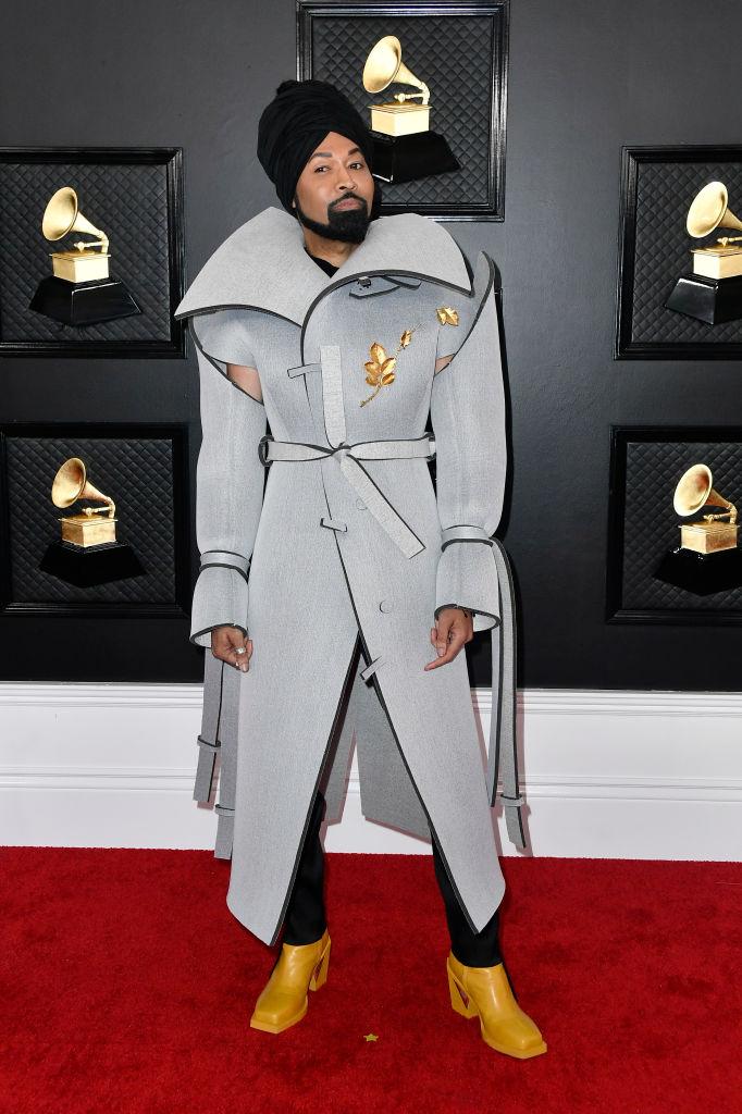 Alfombra roja de los premios Grammy 2020