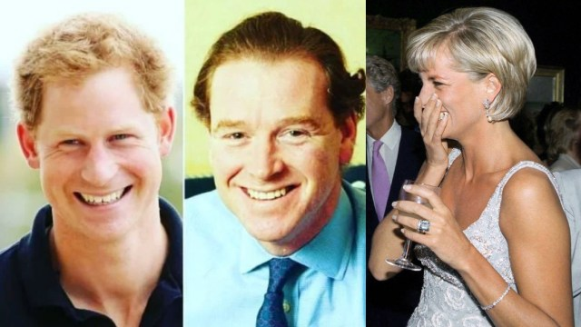 James Hewitt, el verdadero padre del príncipe Harry