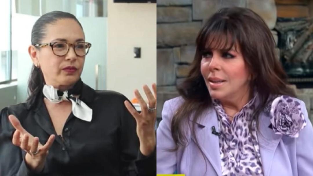 """Yolanda Andrade llama """"mentirosa"""" a Verónica Castro"""