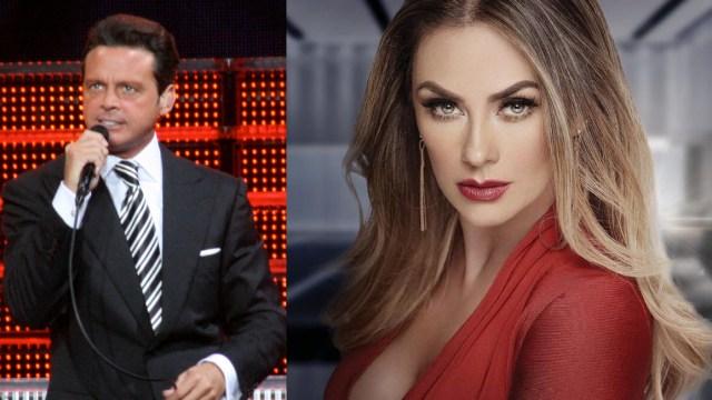 Aracely Arámbula se niega a hablar de Luis Miguel de nuevo
