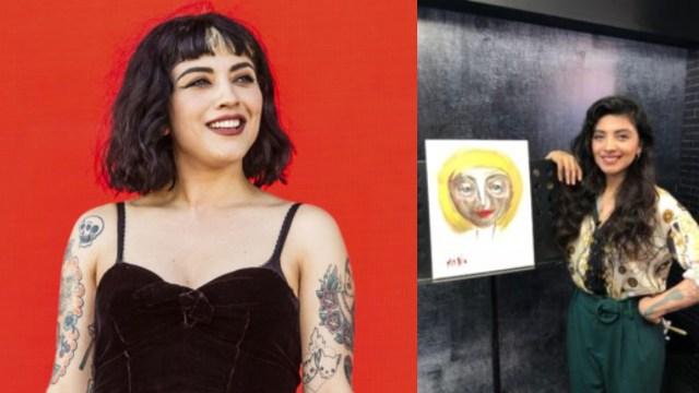 Mon Laferte tendrá su primer exposición de pintura en CDMX