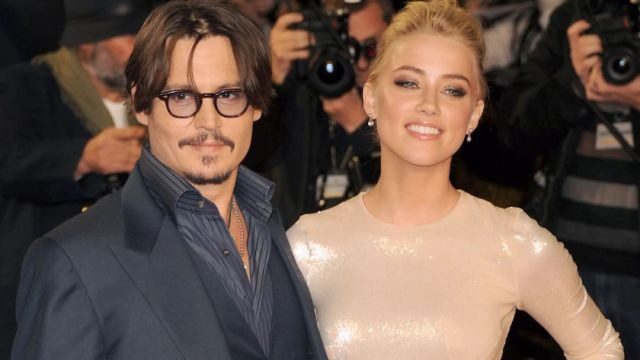 Foto Johnny Deep Amber Heard Audio 2020