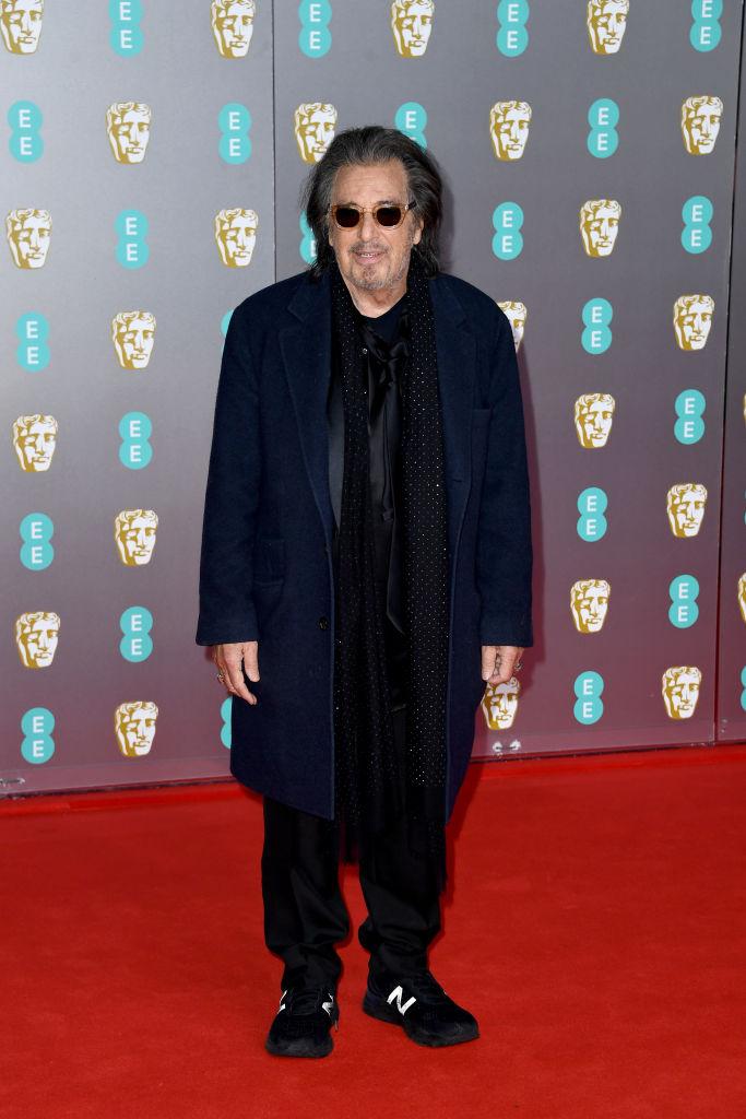 Alfombra roja premios BAFTA 2020