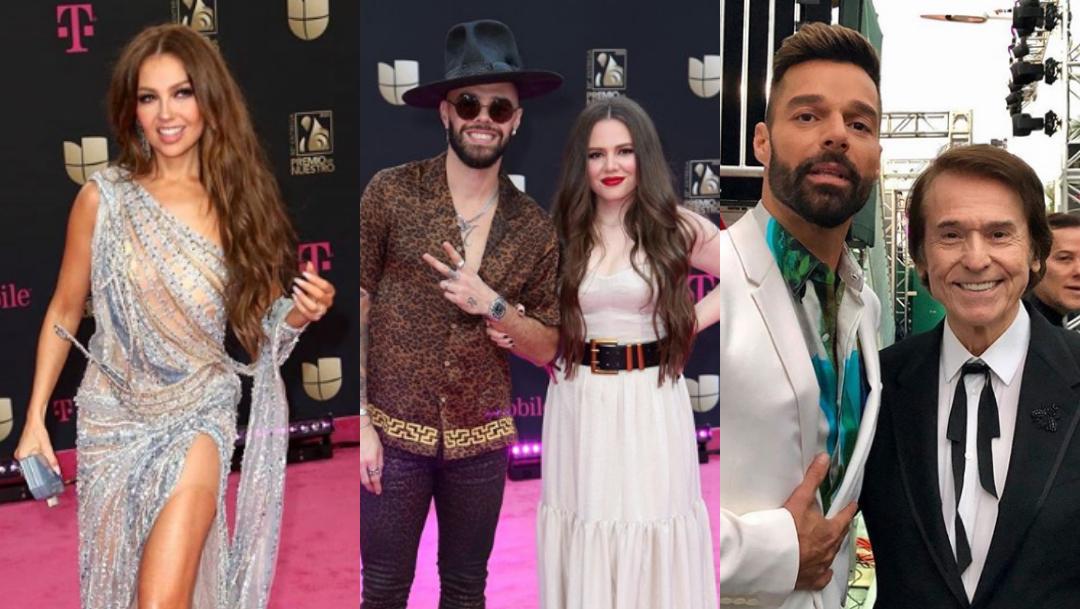 Los Mejor Y Peor Vestidos De La Alfombra Roja De Los Premios Lo Nuestro 2020 Erizos