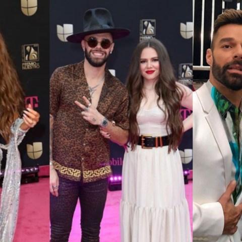Alfombra roja de los Premios Lo Nuestro 2020 en vivo