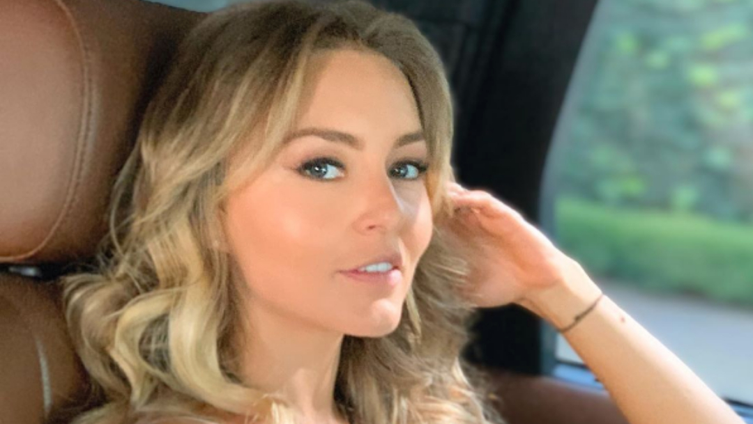 Angelique Boyer sorprende con nuevo look