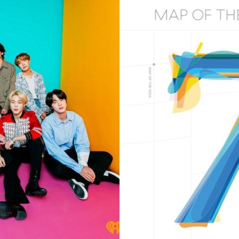 Los récords que debe romper Map Of The Soul 7 de BTS