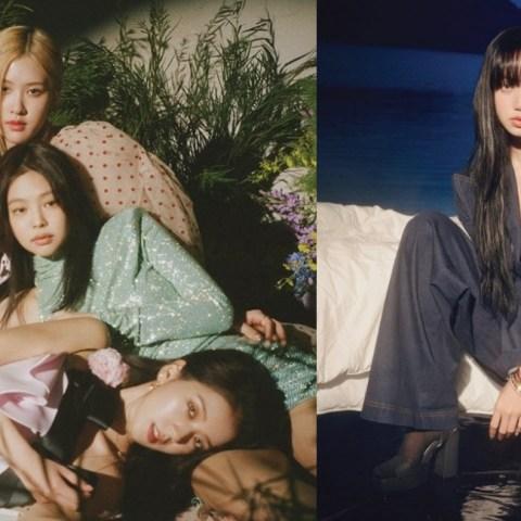 BLACKPINK habla de su comeback en portada de Vogue Corea