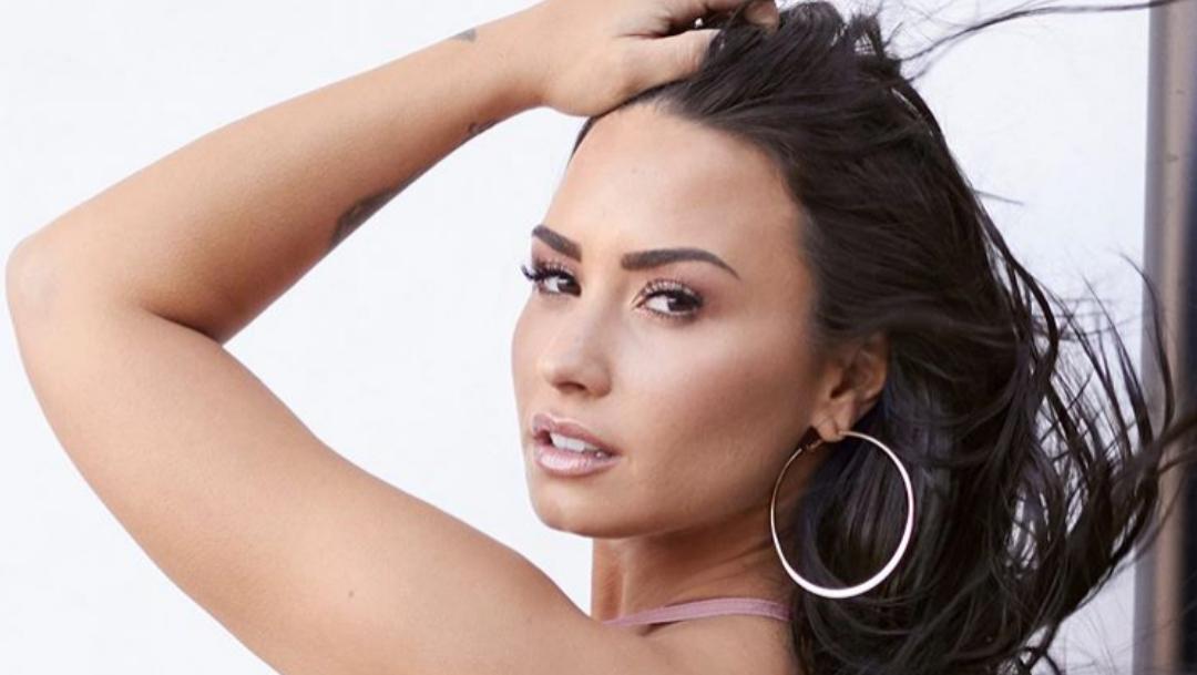 Demi Lovato presume su belleza sin maquillaje en Instagram