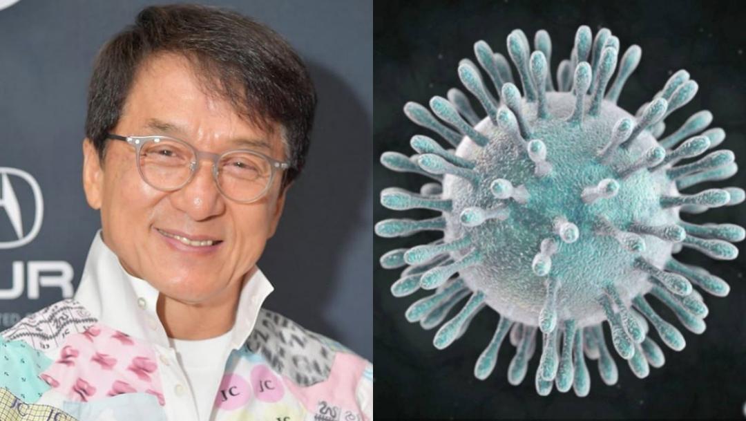 ¿Jackie Chan está en cuarentena por el Coronavirus?