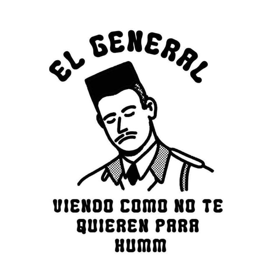 meme el general san valentin