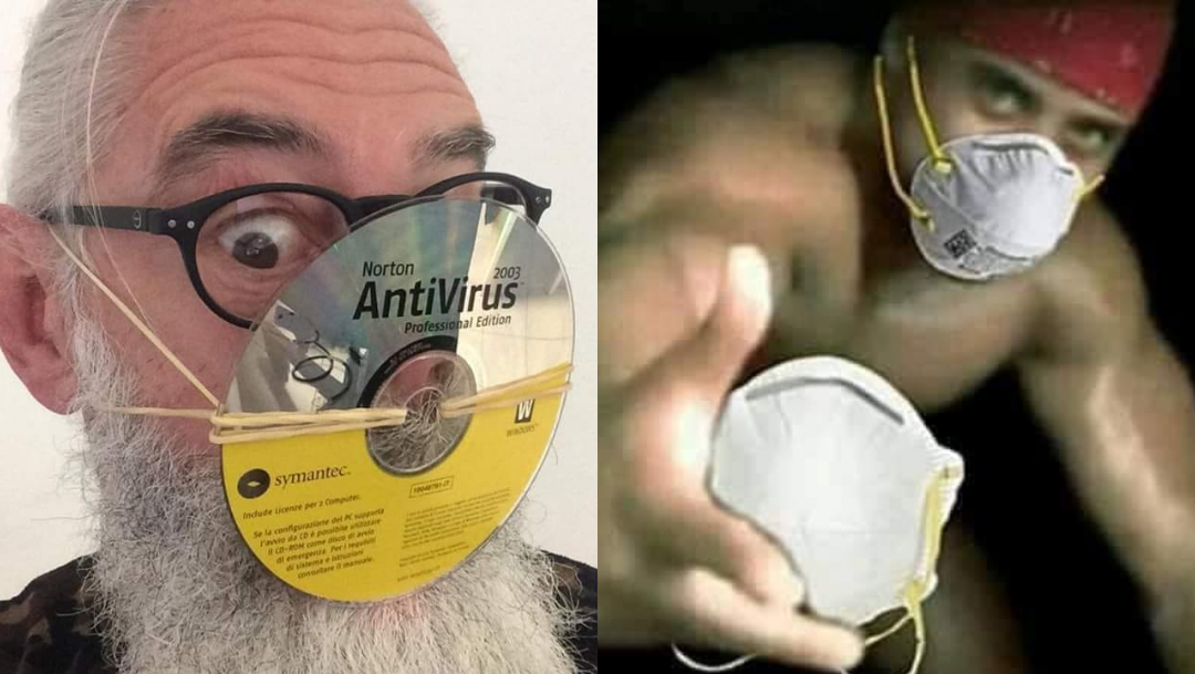 Memes del coronavirus en México casos