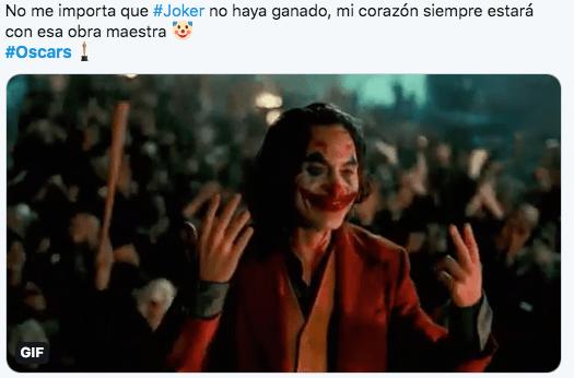 memes oscars 2020 joker parasite