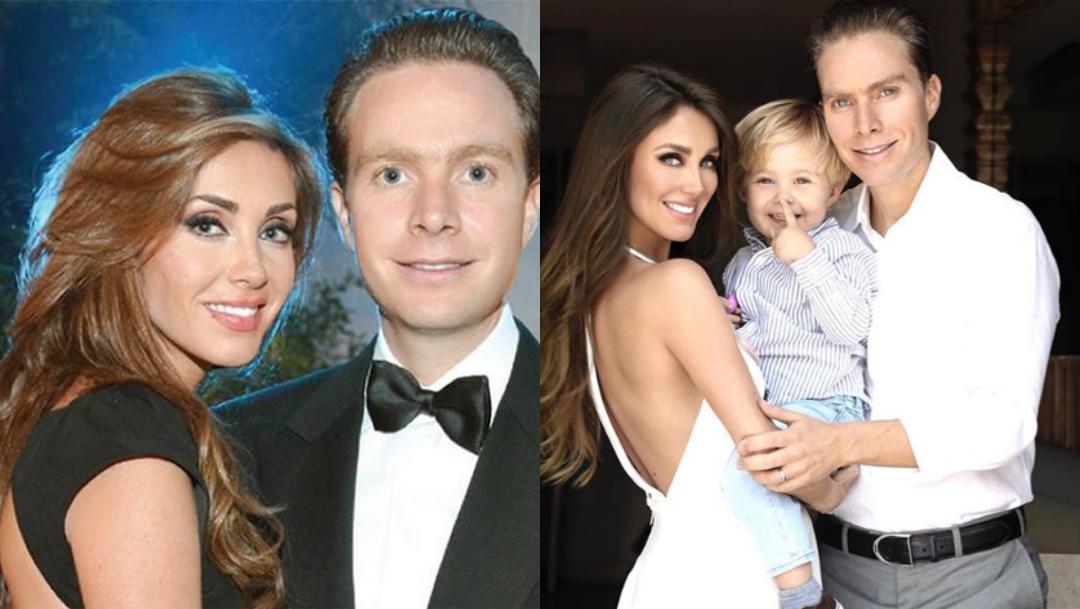 Nace el segundo bebé de Anahí y Manuel Velasco, Emiliano