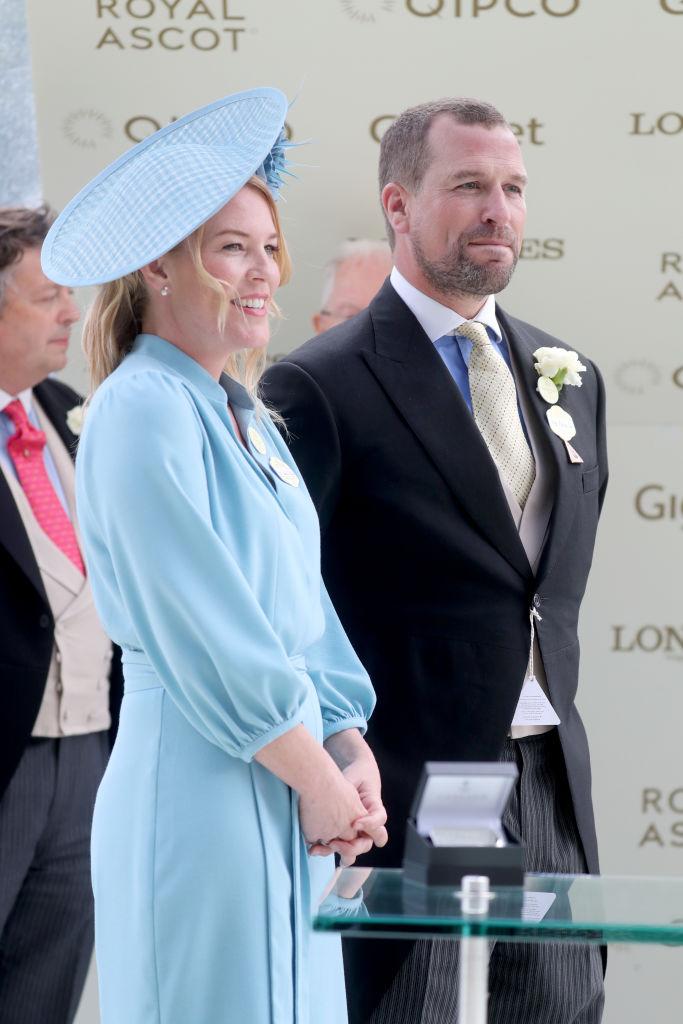 Peter Phillips, nieto de la reina Isabel II, anuncia su divorcio