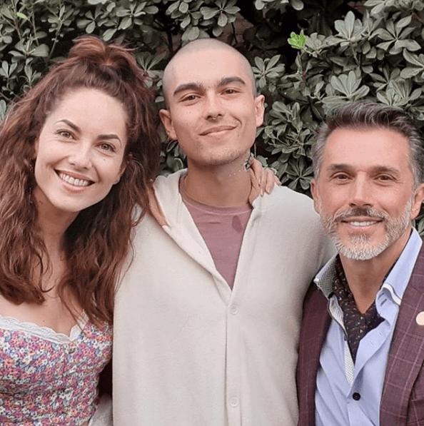 Bárbara Mori se reúne con Sergio Mayer 21 años después