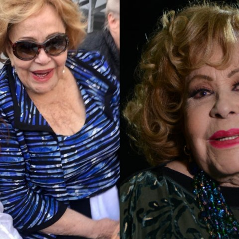 Silvia Pinal sigue en el hospital confirman sus hijas