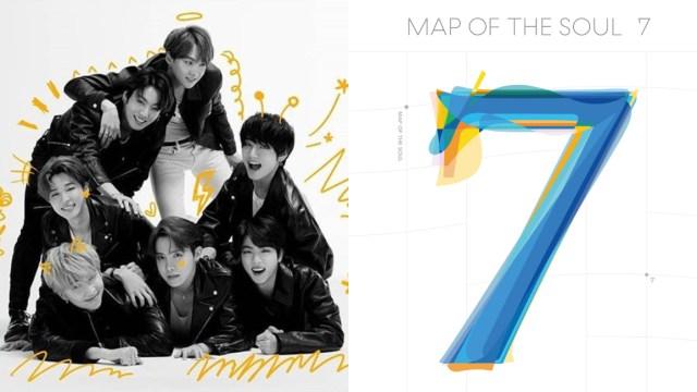 Map Of The Soul 7 tracklist: así sonarán canciones de BTS