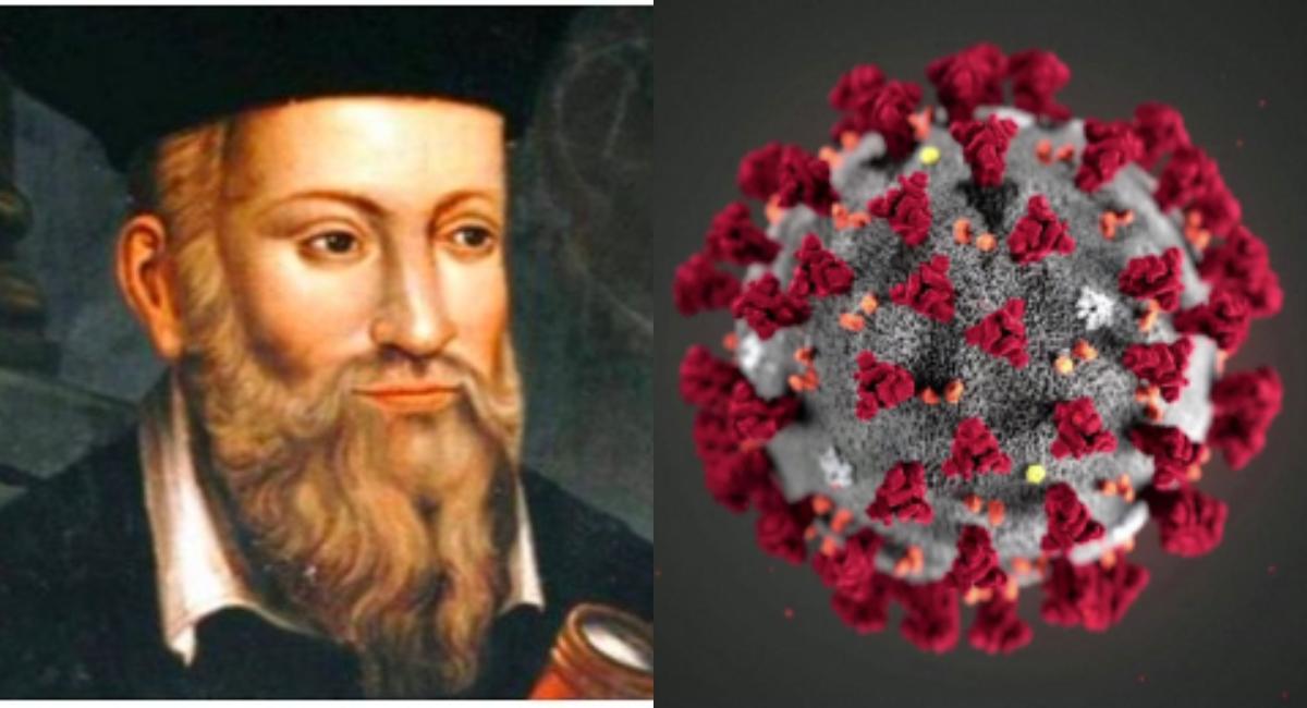 Nostradamus predijo el coronavirus COVID-19 y consecuencias