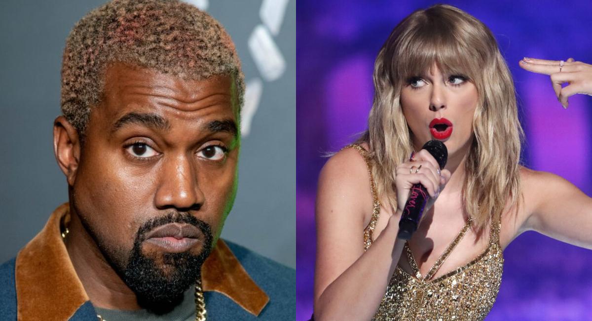 Filtran video de llamada entre Taylor Swift y Kanye West
