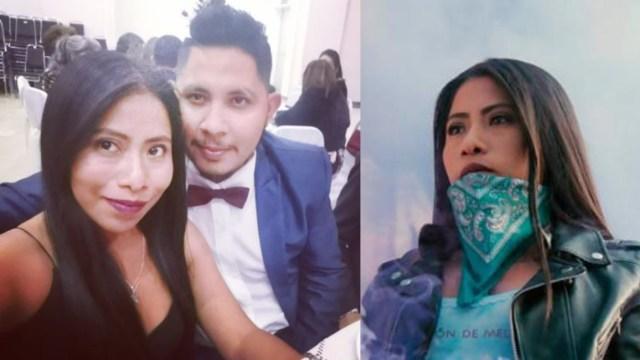 André Montes novio d Yalitza Aparicio denunciado por exnovia