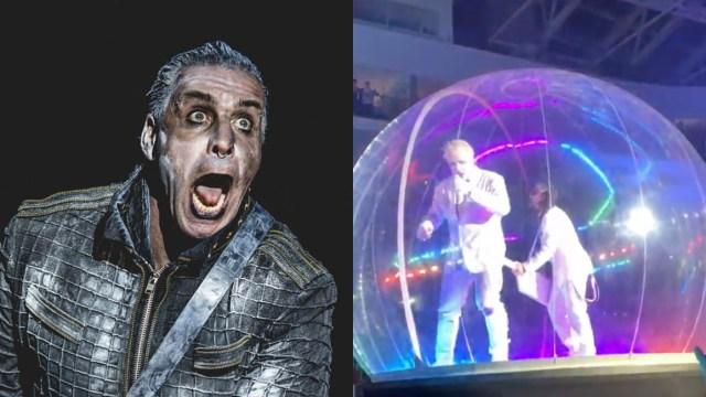Till Lindemann en terapia intensiva por Coronavirus Covid-19 Rammstein