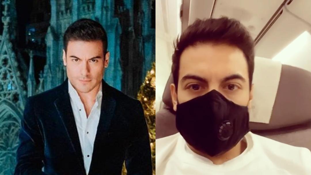 Carlos Rivera denuncia falta de revisión por coronavirus